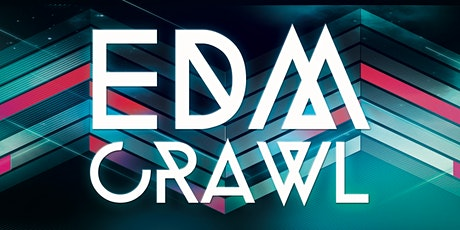 EDM Bar Crawl in River North - Chicago's EDM Day Party! tickets