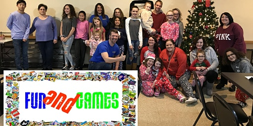 Family Fun & Games Night #10 - January 2020