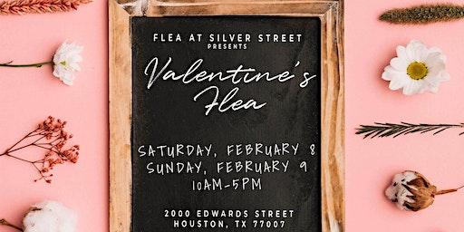 Flea at Silver Street: Valentine's Flea
