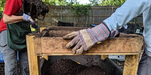 Master Composter Class: March 2020