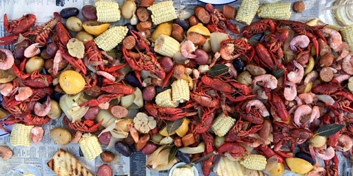Fat Tuesday Craw-fish Boil