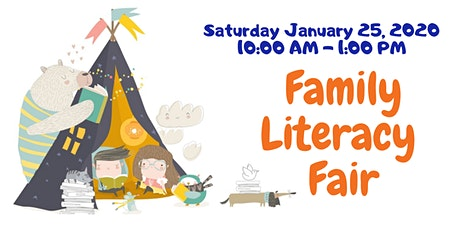 Family Literacy Fair tickets