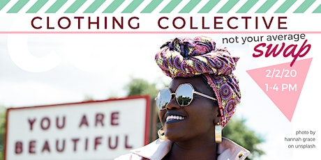 Clothing Collective: not your average swap tickets