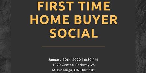 FIRST TIME HOME BUYER SOCIAL