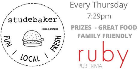 Tacos!  Tallboys!!  Trivia!!! tickets