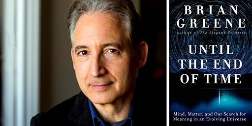 Brian Greene at the Harvard Science Center
