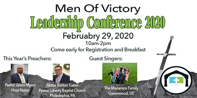Men of Victory Leadership Conference 2020