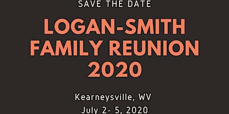 Logan-Smith Family Reunion tickets