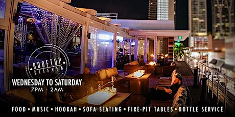Rooftop Restaurant & Lounge tickets