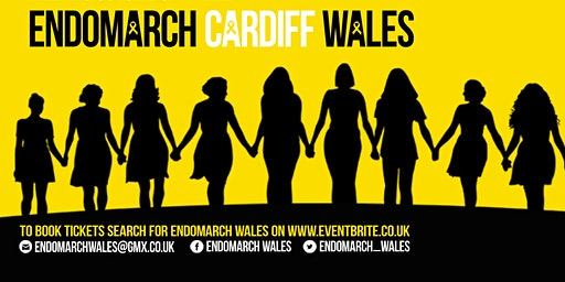 Worldwide EndoMarch Cardiff Wales UK