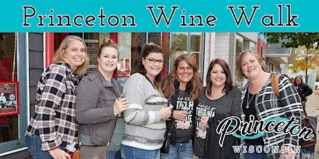Princeton Spring Wine Walk 2020 tickets