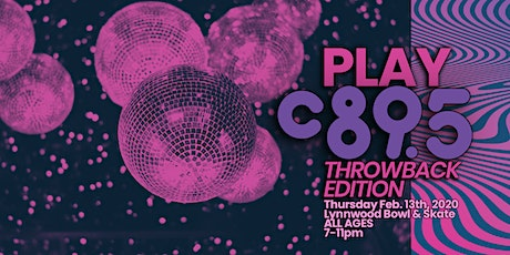 Play C895: Throwback Edition (ALL AGES) tickets