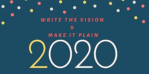 2020 Vision Board Workshop/Party
