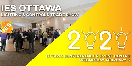 2020 IES Ottawa Lighting & Controls Trade show tickets