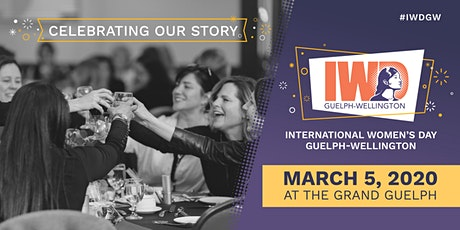 Vendor Registration: IWD Guelph-Wellington 2020 tickets