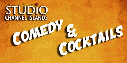 Camarillo Comedy & Cocktails -- Friday, February 21