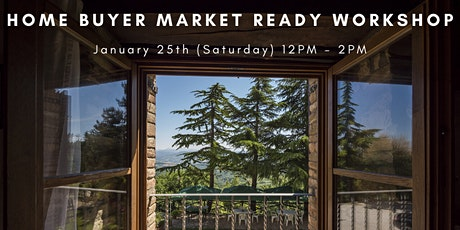 Home Buyer Market Ready Workshop tickets