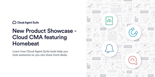 New Product Showcase - Cloud CMA featuring Homebeat