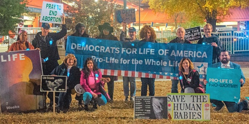 MLK  King Parade Atlanta - GA Chapter Democrats For Life