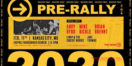 THE SEND Pre-Rally: Kansas City