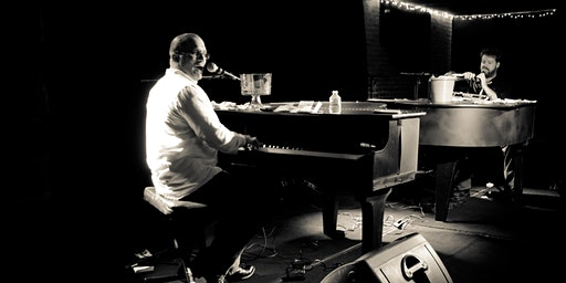 Dueling Pianos under the stars 2020