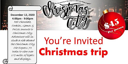 Christmas City Holiday Party - December 12, 2020