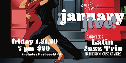 January Jive: Randy Lee's Latin Jazz Trio