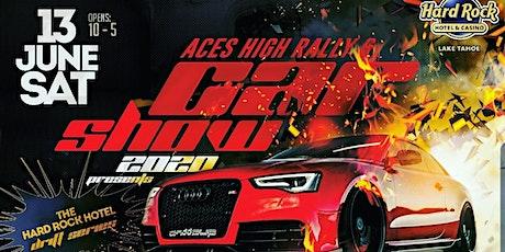 Aces High Rally Car Show & Drift Series tickets