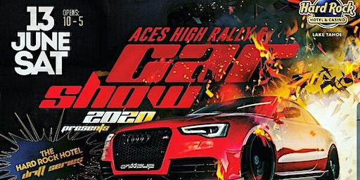 Aces High Rally & Car Show