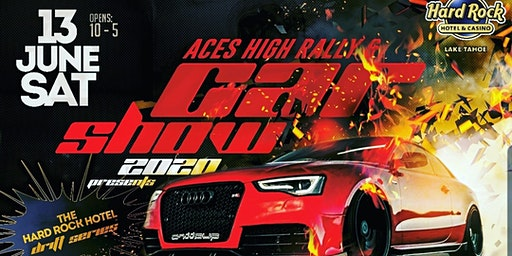 Aces High Rally Car Show & Drift Series