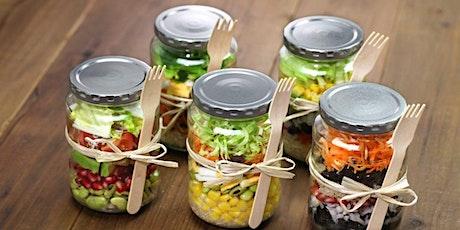 Salad in a Jar tickets
