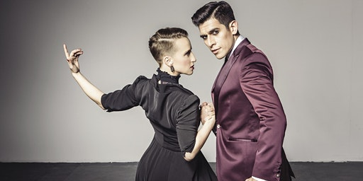 World-Class Tango Artists: Ivan Terrazas & Sara Grdan at Viva Tango