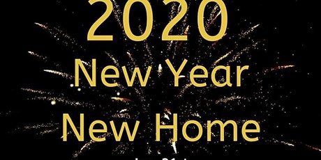 2020 New Year! New Home! tickets