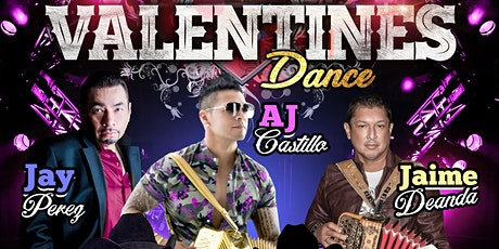 Tejano Valentines Dance tickets