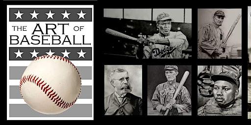 The Art of Baseball Art Exhibit