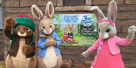 Peter Rabbit & Friends Easter Party - Play, Eat, Meet & Party! tickets