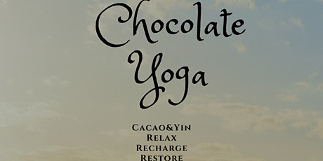 Chocolate Yoga  tickets