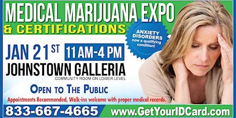 Medical Marijuana Certifications & Expo - Johnstown tickets