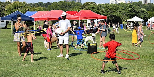 Family Field Day - Presented by Dix Park & Marbles Kids Museum