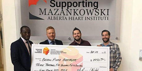 Mazankowski Alberta Heart Institute Fundraiser tickets