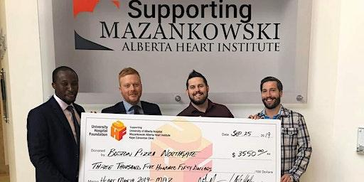 Mazankowski Alberta Heart Institute Fundraiser
