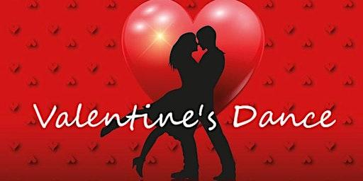 Valentine's Day Salsa Dinner Dance