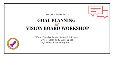 Goal Planning and Vision Board Workshop with Judy Lee tickets