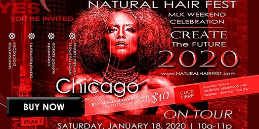 NATURAL HAIR FEST CHICAGO
