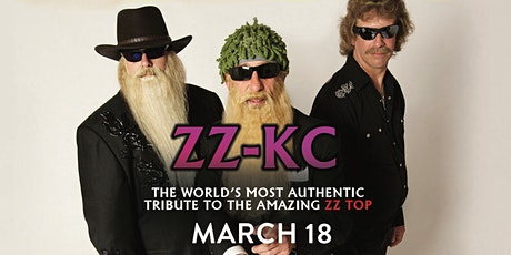 ZZ KC: The World's Most Authentic Tribute to the Amazing ZZ Top tickets