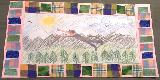 Kid's Winter Folk Arts Workshops: Tar Beach Quilt