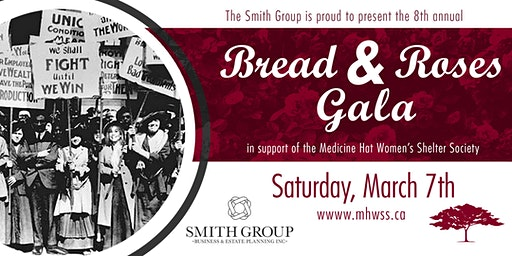 8th Annual Bread & Roses Gala