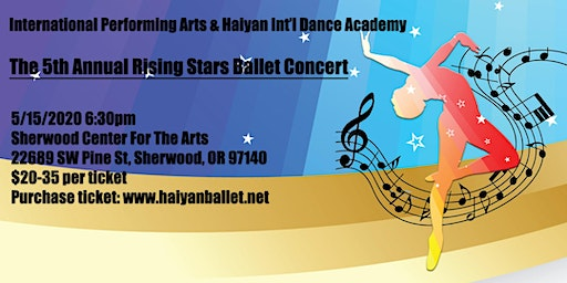 The 5th Annual Rising Stars Ballet Concert