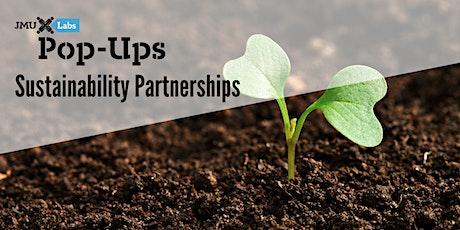 Pop-Up Workshop: Sustainability Partnerships tickets