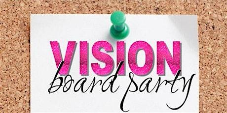 ROAR Vision Board Party tickets
